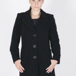 Παλτό σε κλασσικη γραμμή με κουμπιά